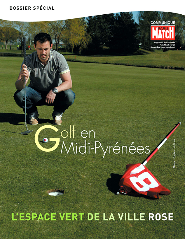 ParisMatch-GOLF